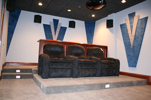 The Little Guys Home Theater